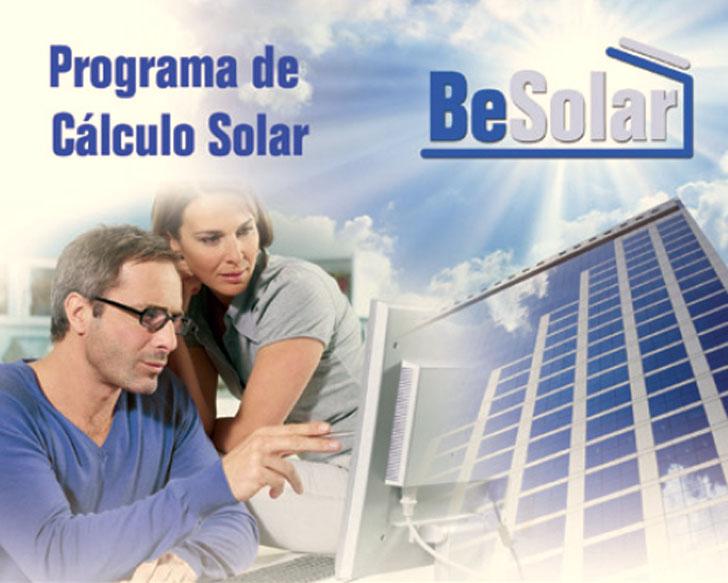 Buderus actualiza su programa BeSolar para la planificación y verificación de instalaciones solares térmicas.