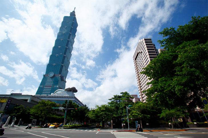 Rascacielos Taipei 101, sostenible gracias a la plataforma de gestión de la energía basada en la nube de Siemens.