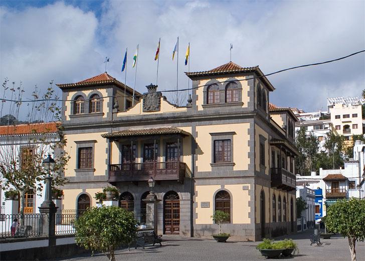 Ayuntamiento de Teror. El Gobierno de Canarias convoca ayudas para acciones de eficiencia energética en 54 ayuntamientos.