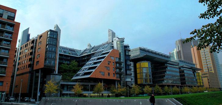 III Clasificación Internacional de Eficiencia Energética de ACEEE. Alemania. Edificación.