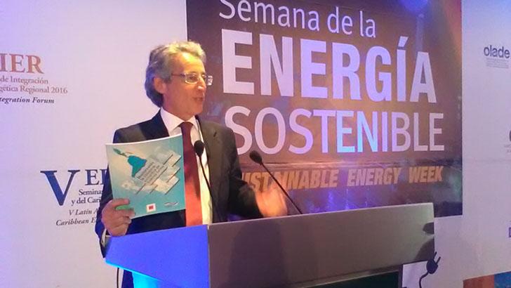 Cepal presenta el informe Monitoreando la Eficiencia Enerética en América Latina