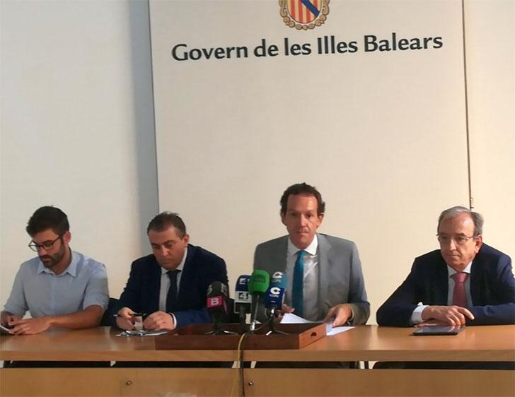 Gobierno de las Islas Baleares lanza una ventanilla única para tramitar las instalaciones de autoconsumo energético.