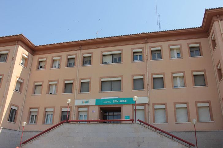 Hospital San José de Teruel, más eficiente y confortable con techo radiante de Uponor.