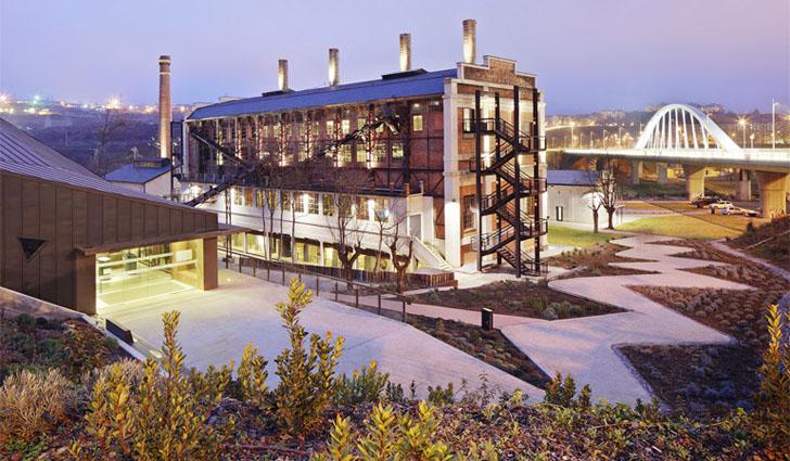Orkli instala sistema de suelo randiante en el Museo de la Energía de Ponferrada.