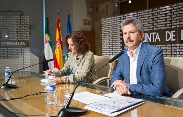 Extremadura produce más energía renovable que la energía eléctrica demandada.