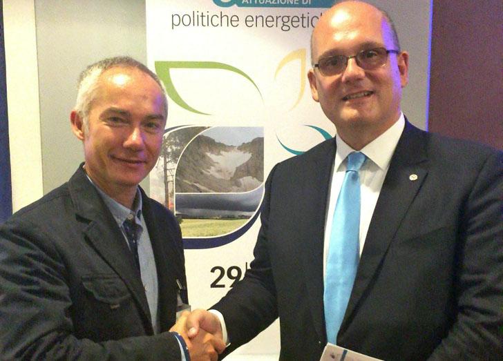 Eren accede a la vicrepresidencia de Fedarene, red de agencias regionales y locales. Políticas sostenibles de energía y medio ambiente en el ámbito comunitario.