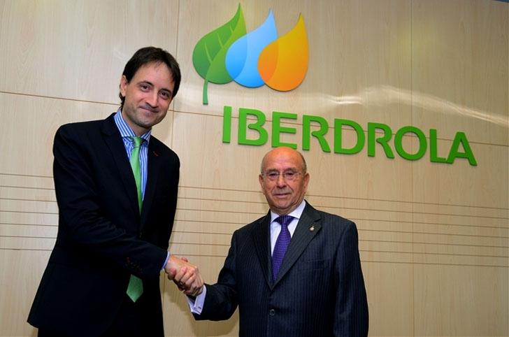 Iberdrola firma un convenio con Unión Democrática de Pensionistas y Jubilados. Pobreza Energética.