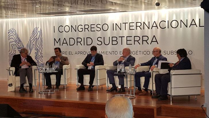 Congreso Madrid Subterra