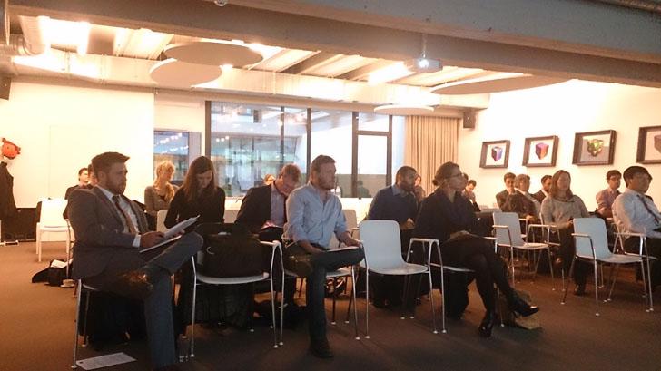Workshop sobre herramientas digitales del proyecto Digi-Label, que informan sobre el etiquetado energético de productos que consumen energía.