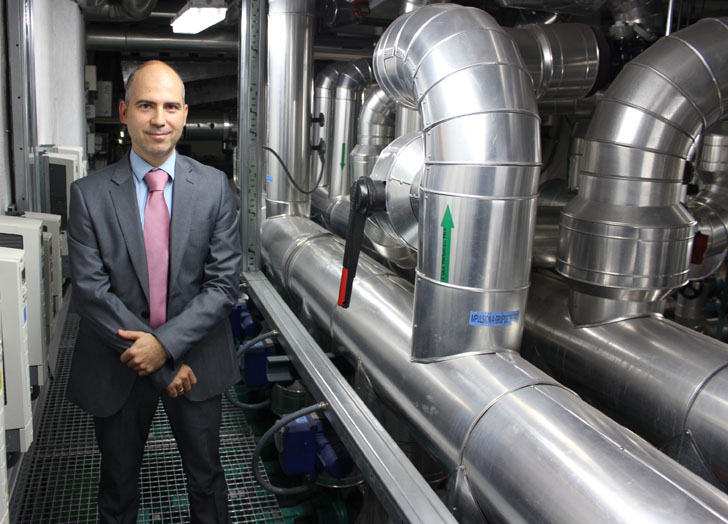 Hospital La Luz obtiene la certificación ISO 50001 de Eficiencia Energética.