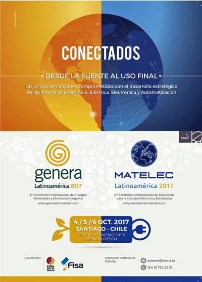 Matelec y Genera Latinoamerica 2017