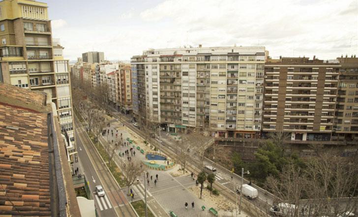 Zaragoza convoca ayudas a la rehabilitación edificatoria.