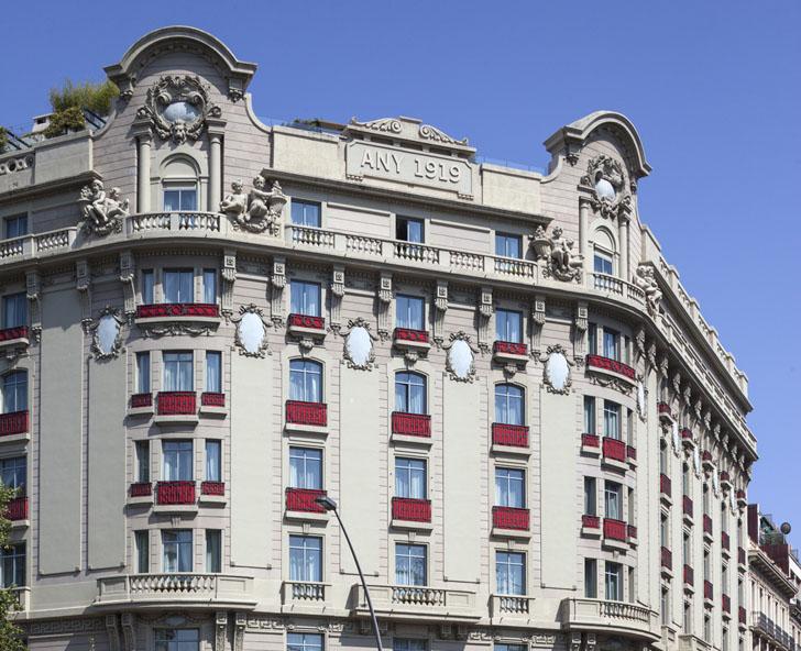 Tecnología Buderus logra ahorros energéticos del 49% en Palace Hotel Barcelona.