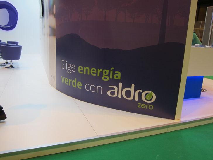 Matelec 2016. Aldro Energía. Aldro Zero.