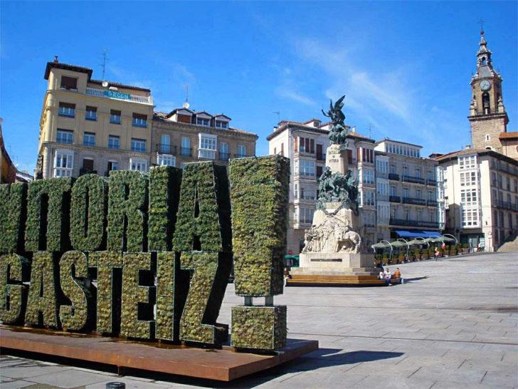 Ayuntamiento Vitoria-Gasteiz mejorará la Eficiencia Energética del Alumbrado Urbano