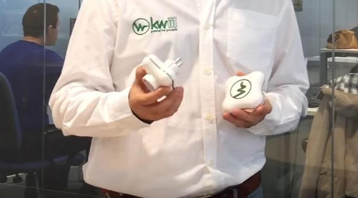 Kwiil desarrolla una plataforma que permite gestionar el consumo eléctrico a través de un smartphone y ahorrar un 25% en la factura eléctrica.