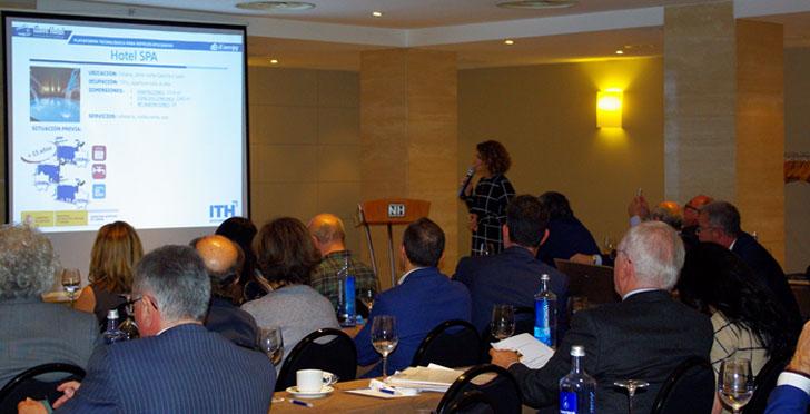 ITH presenta un proyecto, financiado por Secretaría de Estado de Turismo, para impulsar la gestión energética eficiente en el sector hotelero.
