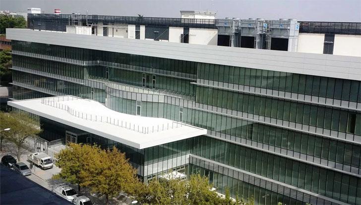A3e entrega los IV Premios de Eficiencia Energética. El edificio AA81 de Torres Rioja recibe el primer premio en la categoría de Mejor Gestión Energética por la rehabilitación energética integral.