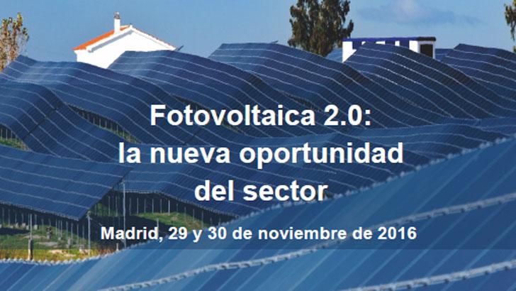 UNEF organiza el III Foro Solar Español.