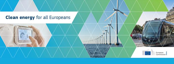 Comisión Europea aprueba propuestas para una Energía Limpia para todos los Europeos. Paquete de medidas para un modelo energético más competitivio y limpio.