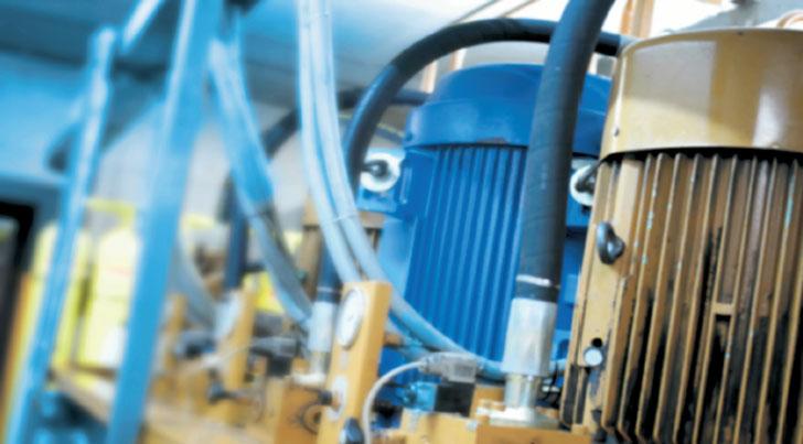 Motores eléctricos para procesos productivos. Fluke propone un nuevo método de evaluación de calidad eléctrica y de motores para mejorar la eficiencia energética en el sector industrial.