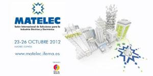 Presentación Matelec 2012