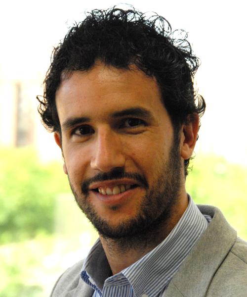 Lucas González, departamento de Relaciones Institucionales y Asuntos Públicos de Ambilamp.