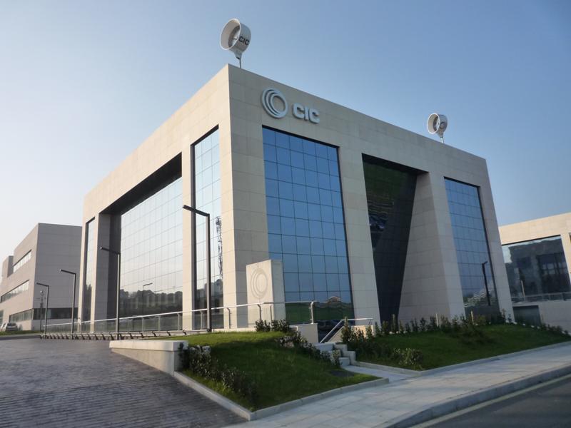 Sede de CIC Consulting