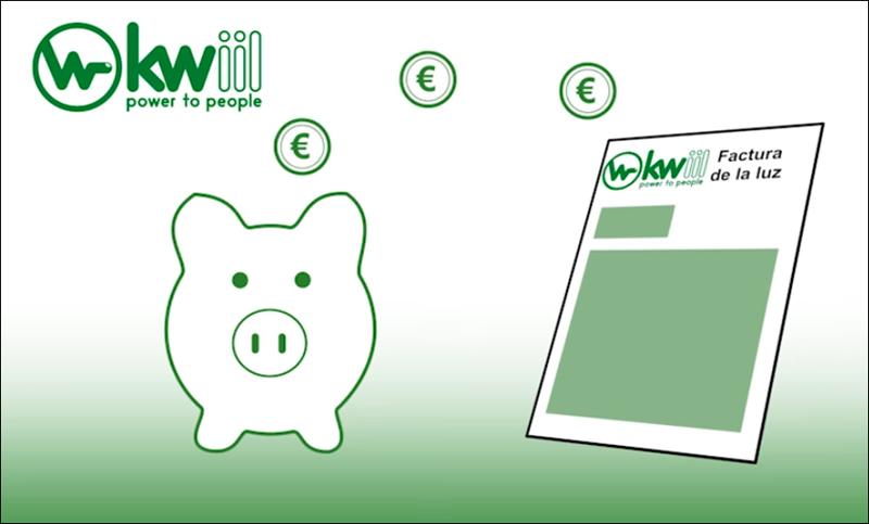 Software de gestión energética de Kwiil.