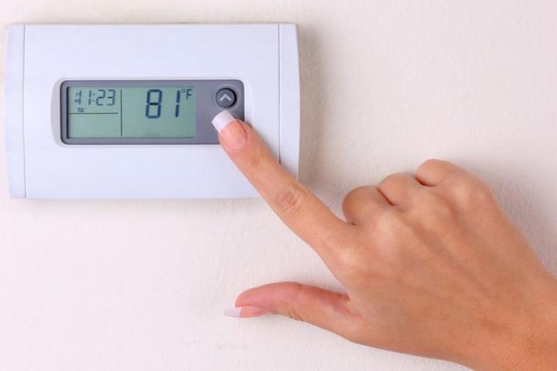 Dispositivo de medición indivualizada de calefacción.
