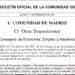Convocados los Premios a la Mejor Instalación Geotérmica en Comunidad de Madrid