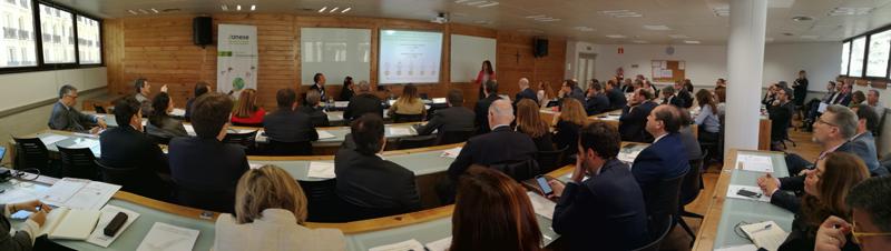 Presentación del Observatorio de Eficiencia Energética de ANESE.
