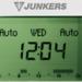 Junkers lanza el cronotermostato inalámbrico modulante CR 80 RF