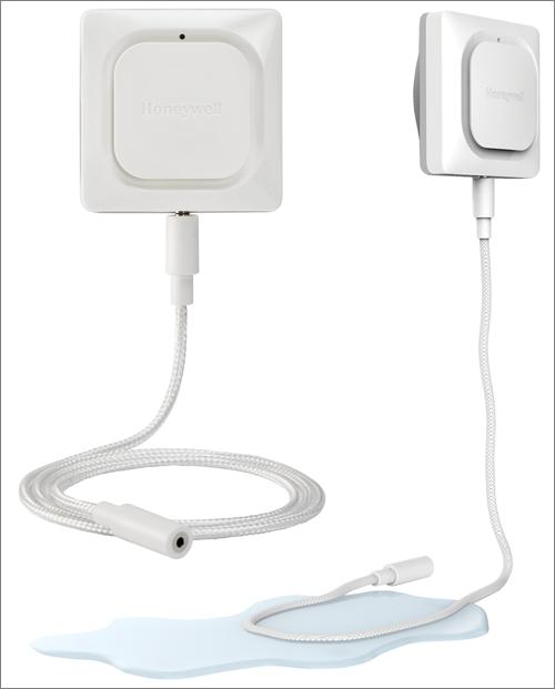 Honeywell presenta lyric w1 detector de fugas de agua y - Detector de tuberias de agua ...