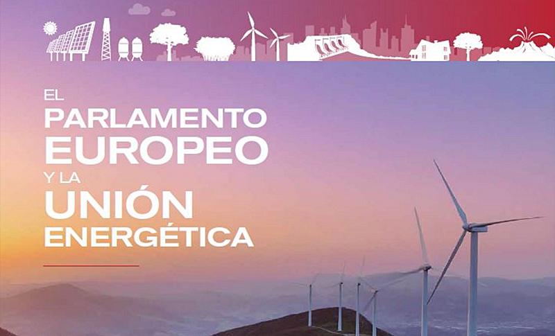 """Anuncio del Seminario titulado """"El Parlamento Europeo y la Unión Energética""""."""
