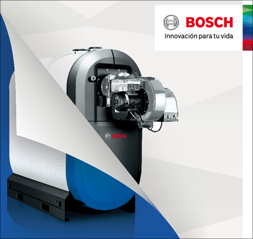Soluciones de aire acondicionado y calefacción de Bosch.