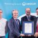 Veolica recibe el Sello ISO 50001:2011 por su Sistema de Gestión Energética