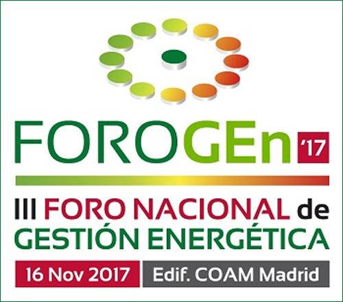 Logo de FOROGEN 2017