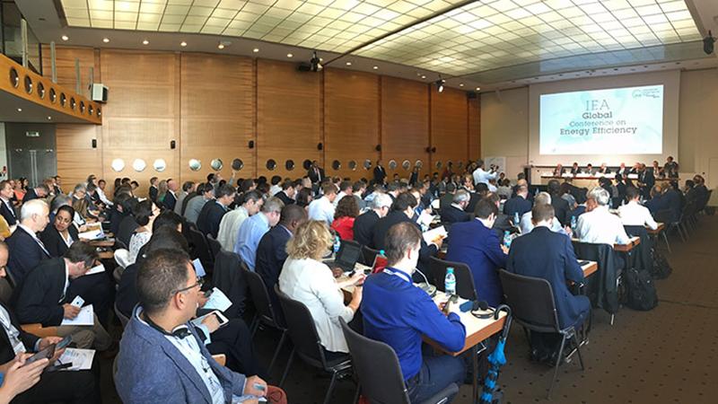 Conferencia Anual de la Agencia Internacional de la Energía.