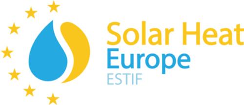 Logo de Solar Heat Europe ESTIF