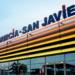 Aeropuerto de Murcia-San Javier reduce su consumo energético con tecnología LED