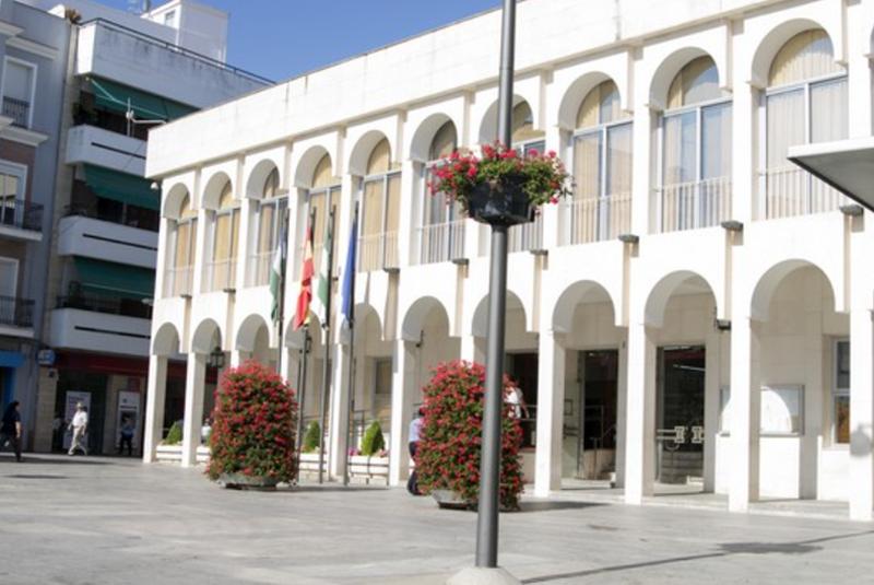 Sede del Ayuntamiento de Lucena.
