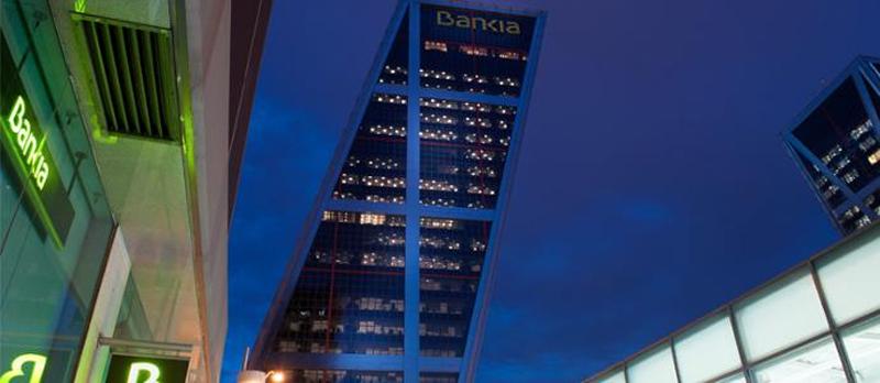Las oficinas de bankia consumir n energ a el ctrica 100 for Oficinas de bankia en madrid