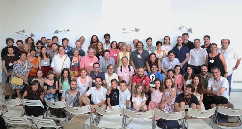 Participantes en el I Congreso Ecooolocal.