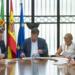 Extremadura firma un protocolo para convertir los residuos forestales en biomasa