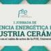 Fundación f2e organiza en Castellón una jornada sobre Eficiencia Energética en la Industria Cerámica