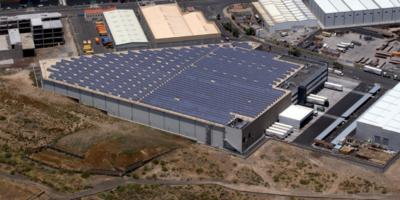 Innovación y sostenibilidad en la nueva plataforma logística de Lidl en Alcalá de Henares