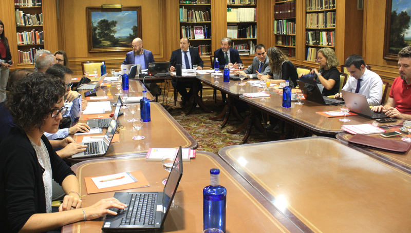 Comité Técnico del IV Congreso Smart Grids.