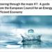Publican una guía para entender los aspectos de la Eficiencia Energética en el Winter Package