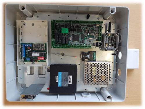Solución inteligente para la gestión integral del control de accesos, de la energía y la seguridad.
